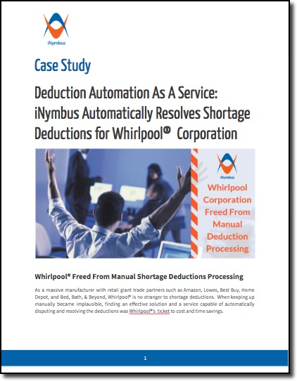 Whirlpool Shortage Deduction Case Study cover