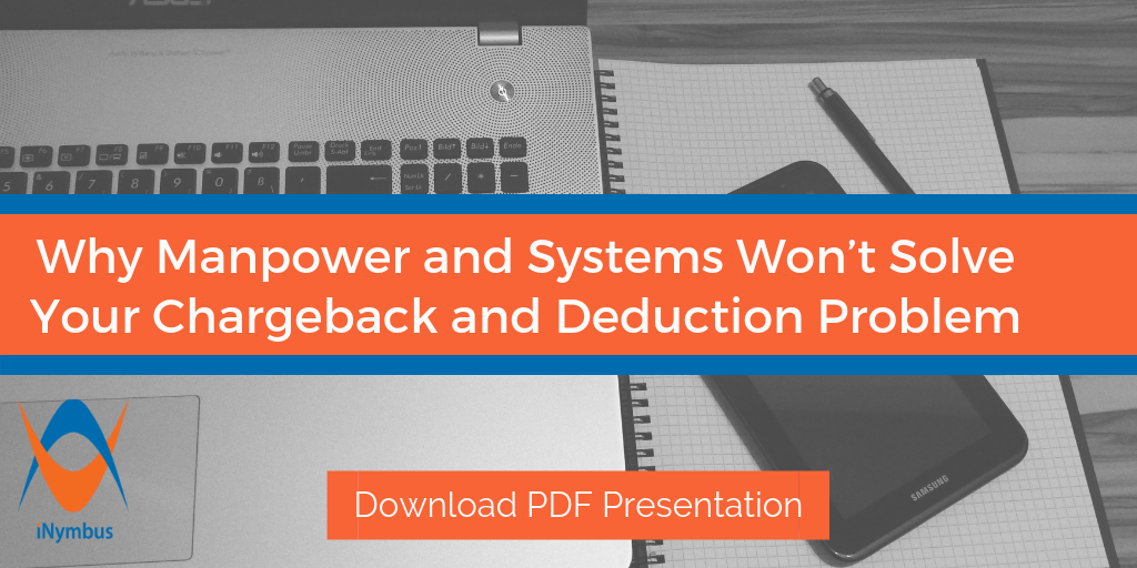Supplier Community Chargeback and Deductions Webinar Preso